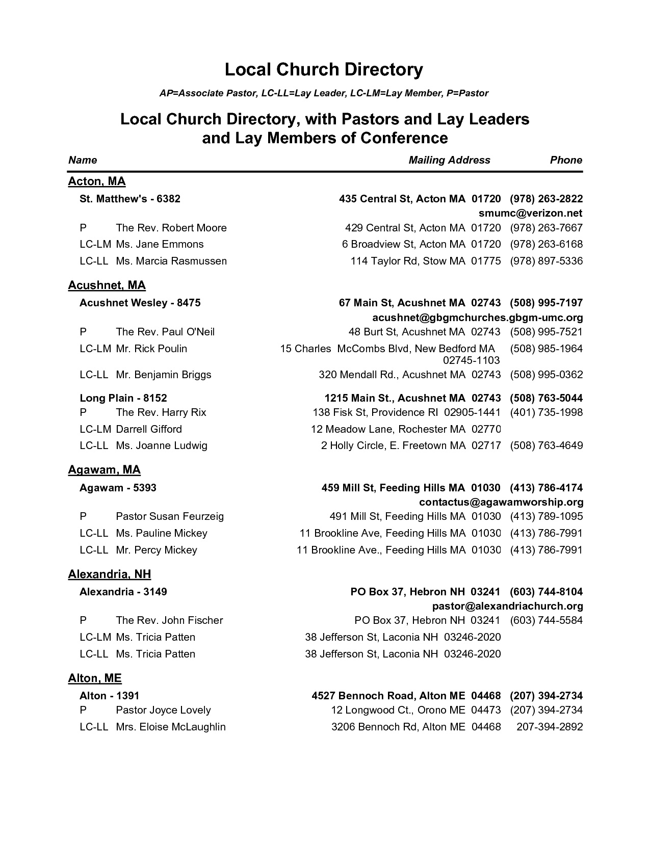 Church Directory Template Filename | Fabulous-Florida-Keys - Free Printable Church Directory Template