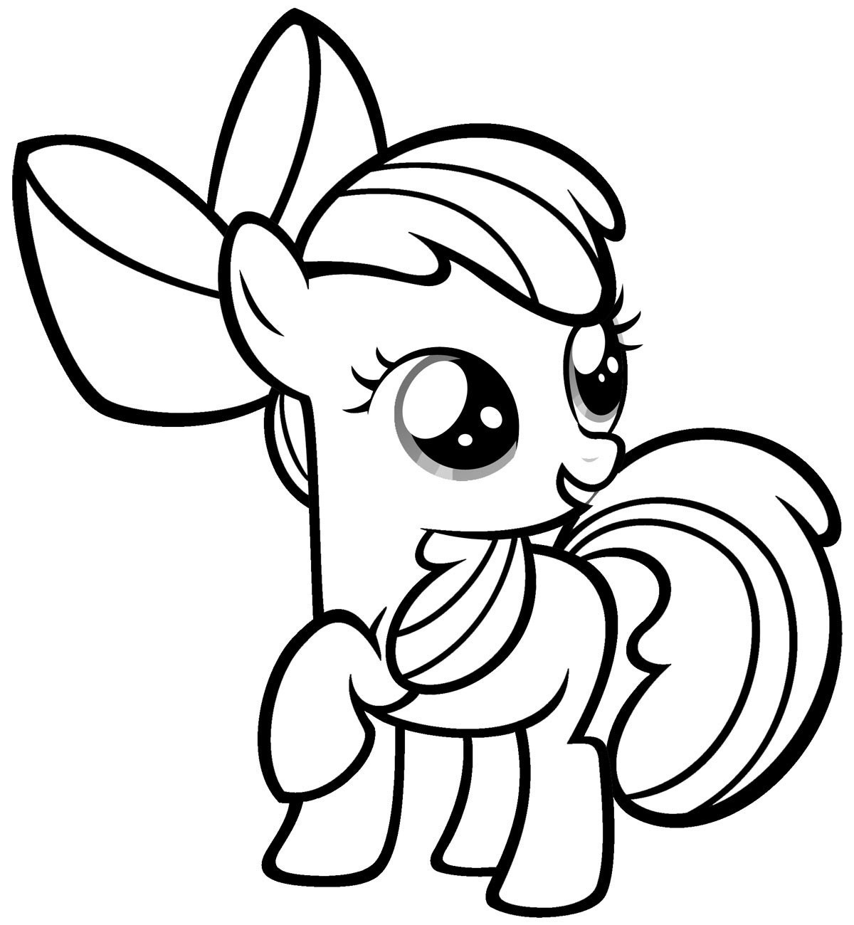 Color Pages Online My Little Pony Coloring Pages Online Free - Free Printable Coloring Pages Of My Little Pony