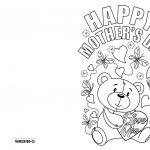 Coloring Book World ~ Printable Coloring Cards Book World Page   Free Printable Mothers Day Coloring Cards