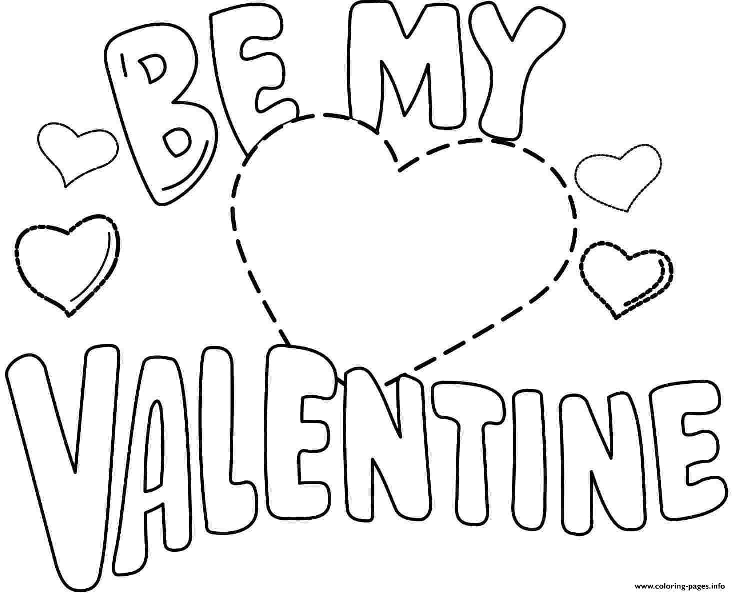 Coloring Book World: Printable Valentine Coloring Pages. Free - Free Printable Valentine Coloring Pages