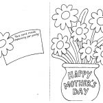 Coloring ~ Coloring Mothers Day Card Free Printable Cards To Color   Free Spanish Mothers Day Cards Printable