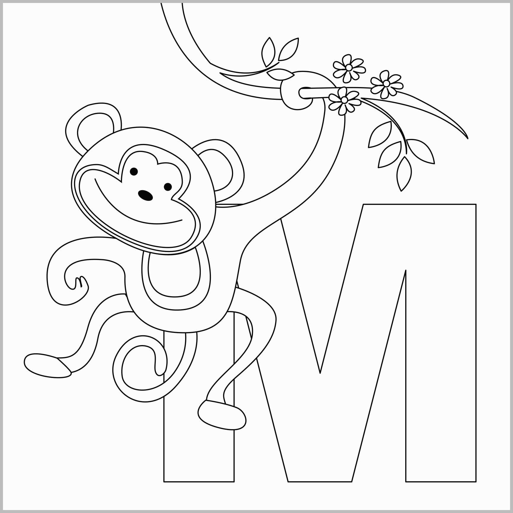 Coloring Ideas : Excelent Coloring Book Alphabettters Admirably - Free Printable Animal Alphabet Letters