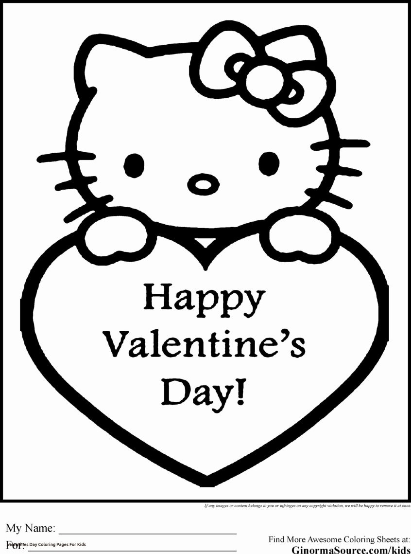 Coloring Pages Ideas: Free Printable Valentines Day Coloring Pages - Free Printable Disney Valentine Coloring Pages