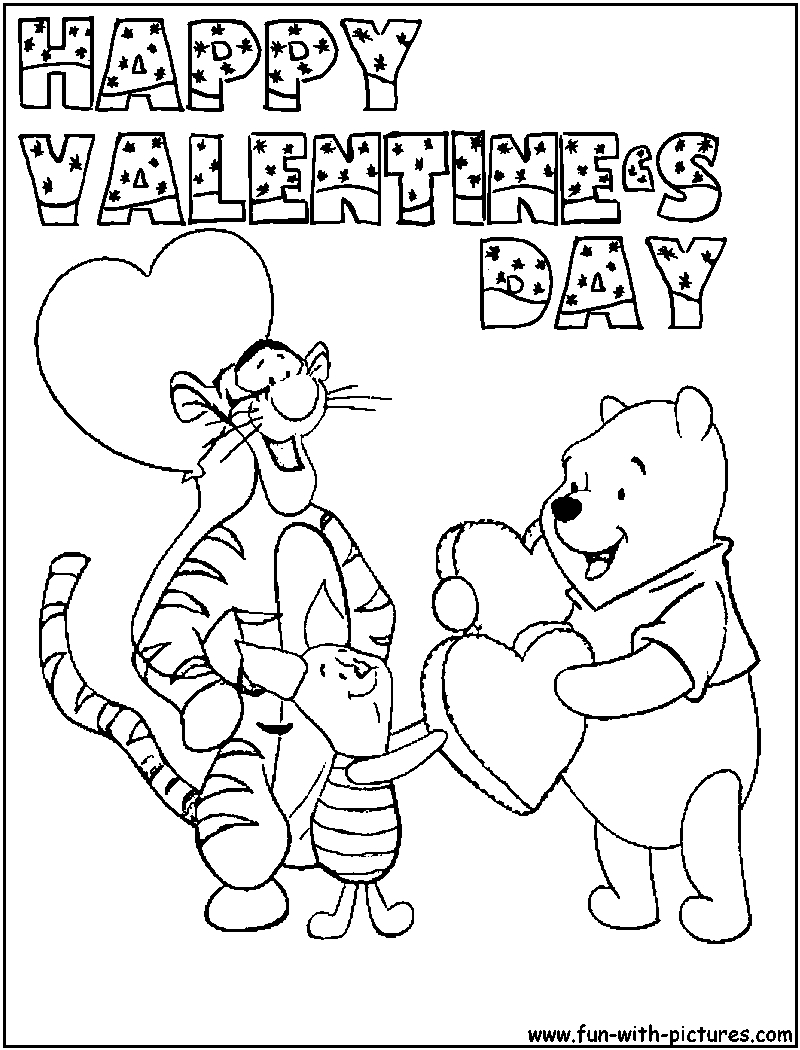 Coloring Pages Ideas: Valentines Day Coloring Pagese Craft Holidays - Free Printable Valentine Coloring Pages