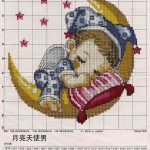 Cross Stitch Patterns Free Printable | How To Cross Stitch! & Happy – Free Printable Cross Stitch Patterns Angels
