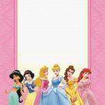 Disney Princess Party: Free Printable Mini Kit. | Free Printables - Disney Princess Free Printable Invitations