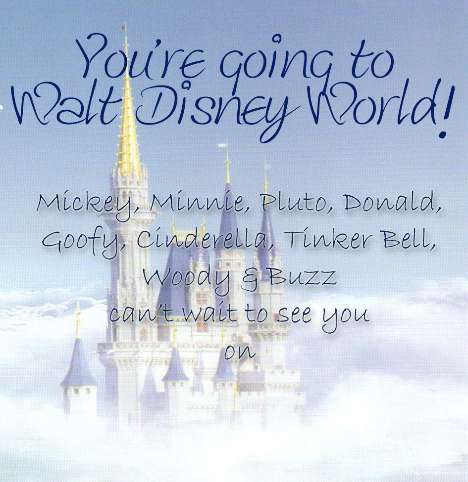 Disney Printable Trip And Event Invitations Free - Free Printable Disney Invitations