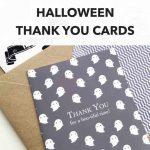 Diy Printable Halloween Cards | Ideas For The Home   Free Printable Halloween Cards