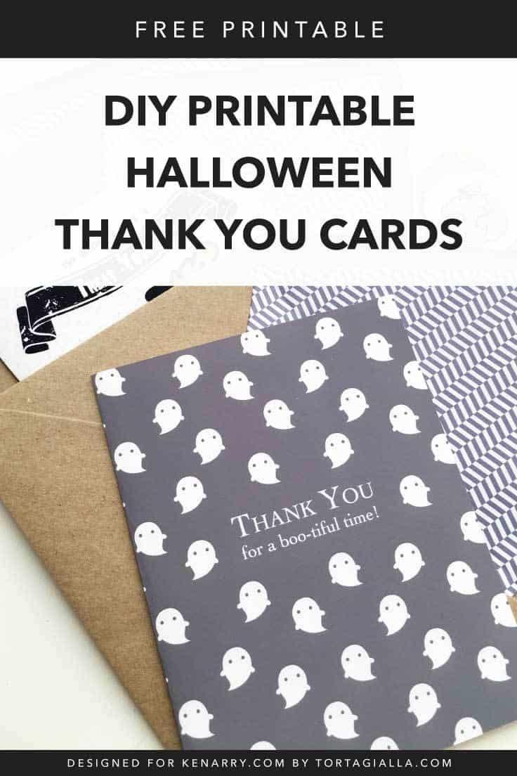 Diy Printable Halloween Cards | Ideas For The Home - Free Printable Halloween Cards