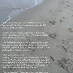 Download Footprints In The Sand Poem Printable Version Collection Of   Footprints In The Sand Printable Free