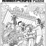 Download This Festive Fall Free Printable Hidden Pictures Puzzle To   Free Printable Hidden Picture Puzzles For Adults
