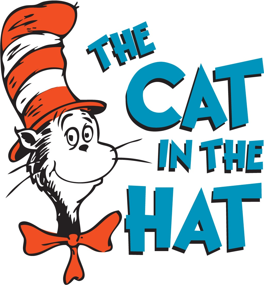 Dr Seuss Cat In The Hat Clip Art Free - Wikiclipart - Free Printable Cat In The Hat Clip Art