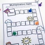 Easy, Low Prep Printable Multiplication Games! {Free}   Free Printable Maths Games