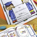 End Of Year Memory Book *free | Raise The Bar Reading Resources   Free Printable Preschool Memory Book