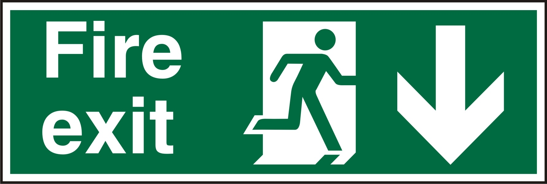 Exit Signs Pictures | Free Download Best Exit Signs Pictures On - Free Printable Exit Signs With Arrow
