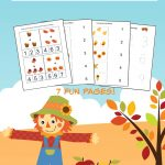 Fall Math Worksheets For Pre K To 1St Grade   Frugal Mom Eh!   Free Printable Fall Math Worksheets