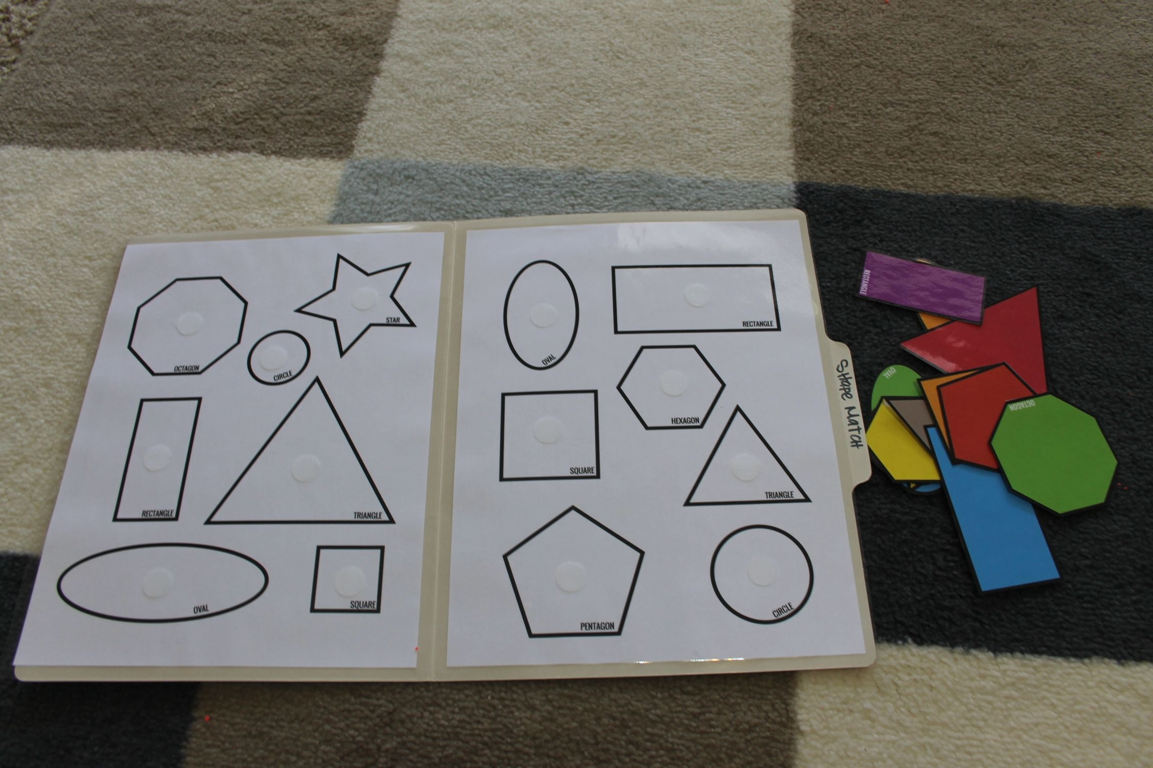 Folder Games For Preschoolers With Numbers - Google Search | File - File Folder Games For Toddlers Free Printable