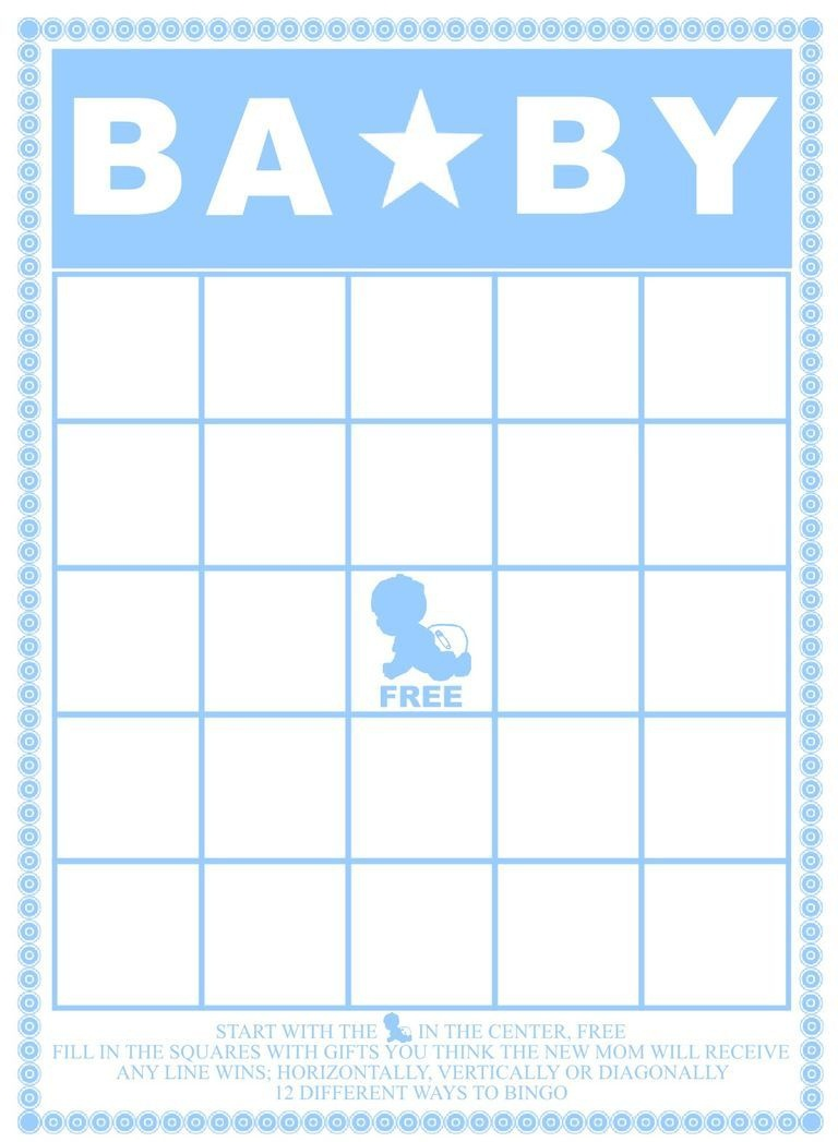 Free Baby Shower Bingo Cards Your Guests Will Love | Baby Shower - Free Printable Baby Shower Bingo Cards