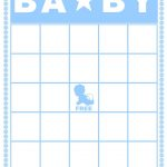 Free Baby Shower Bingo Cards Your Guests Will Love   Printable Baby Shower Bingo Games Free