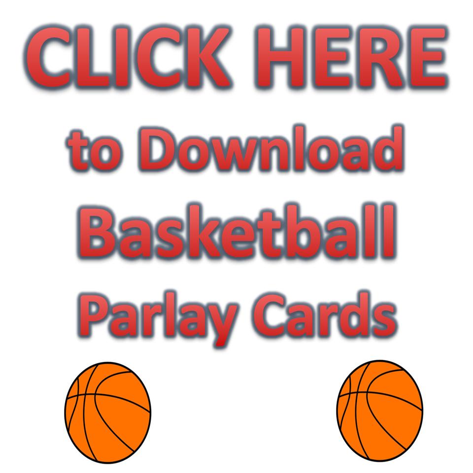 Free Bar Football Parlay Cards | Printable Parlay Cards - Free Printable Football Parlay Cards