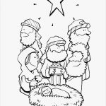 Free Bible Story Coloring Pages Awesome –· Printable Christmas   Free Printable Nativity Story Coloring Pages