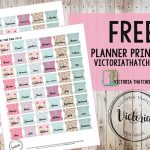 Free Bible Tabs Printables. Victoria Thatcher | Home Management   Free Printable Bible Tabs