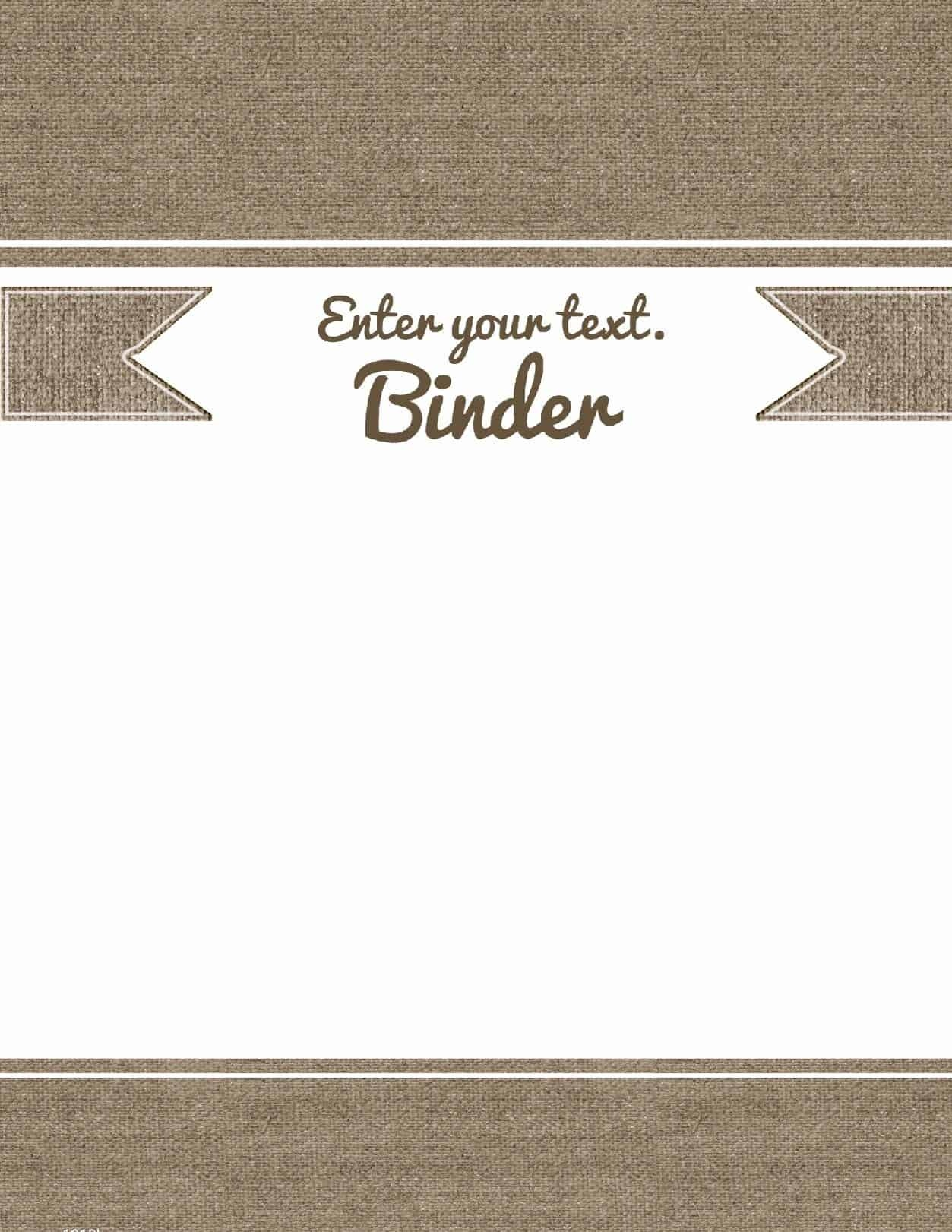 Free Binder Cover Templates | Customize Online & Print At Home | Free! - Free Printable Customizable Binder Covers