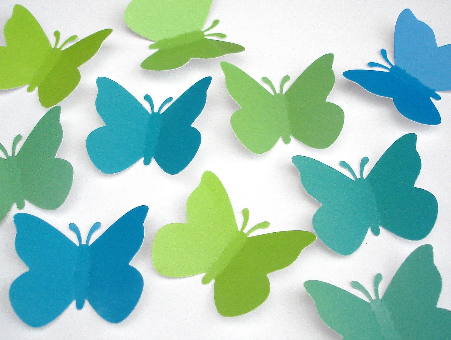 Free Butterfly Cutouts, Download Free Clip Art, Free Clip Art On - Free Printable Butterfly Cutouts