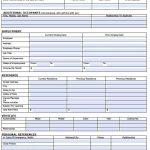 Free California Rental Application – Pdf Template   Free Printable Rental Application