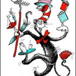 Free Cat In The Hat Clip Art Pictures   Clipartix   Free Printable Cat In The Hat Clip Art
