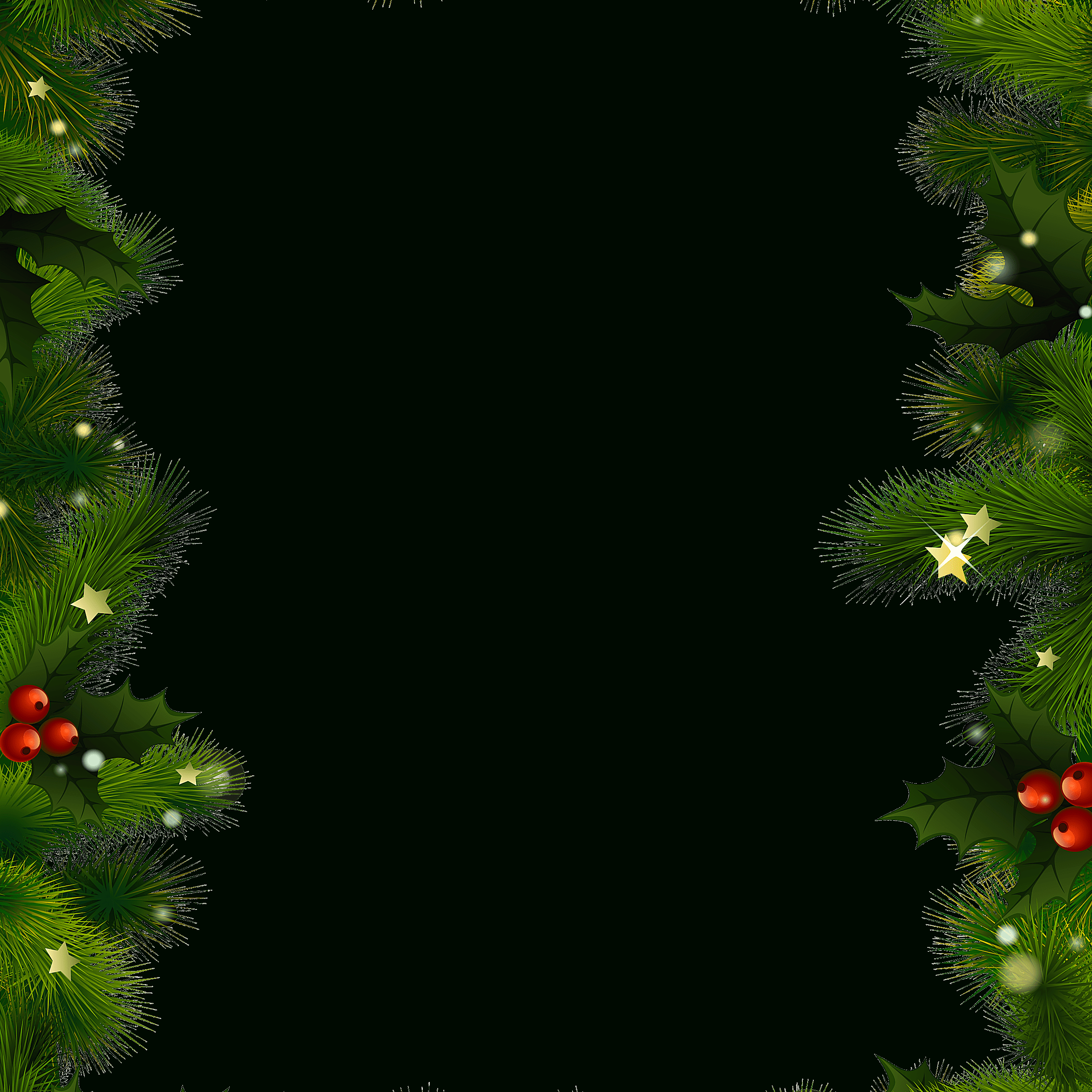 Free Christmas Borders And Frames - Free Printable Christmas Backgrounds