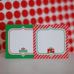 Free Christmas Food Labels Printable – Festival Collections   Free Printable Christmas Food Labels