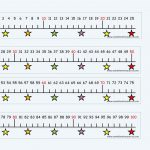 Free Classroom Resources   Free Printable Number Line