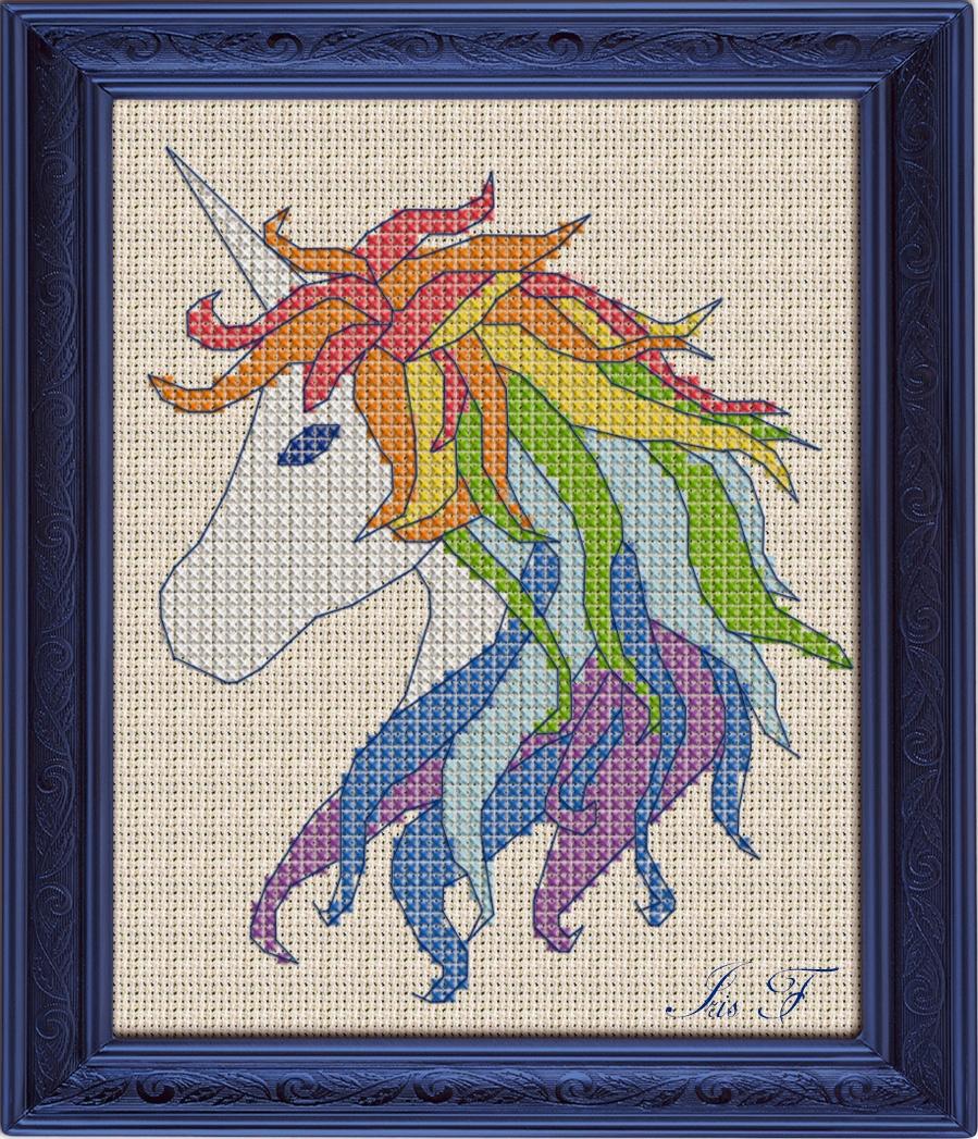 Free Cross Stitch Pattern Unicorn   Diy 100 Ideas - Cross Stitch Patterns Free Printable