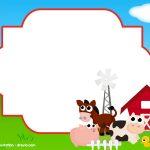 Free Farm - Barnyard Invitation | Free Printable Birthday - Free Printable Farm Birthday Invitations