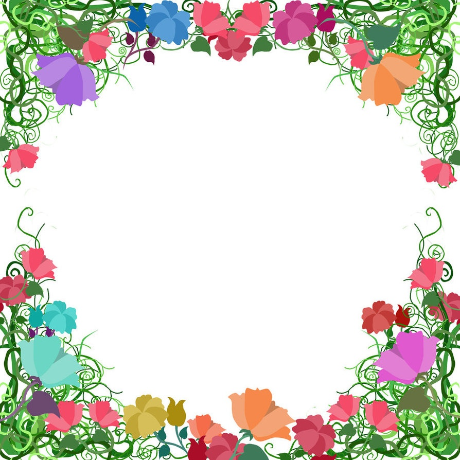Free Free Printable Floral Borders And Frames, Download Free Clip - Free Printable Borders