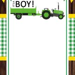 Free Free Printable John Deere Baby Shower Invitations Templates   Free Printable John Deere Baby Shower Invitations