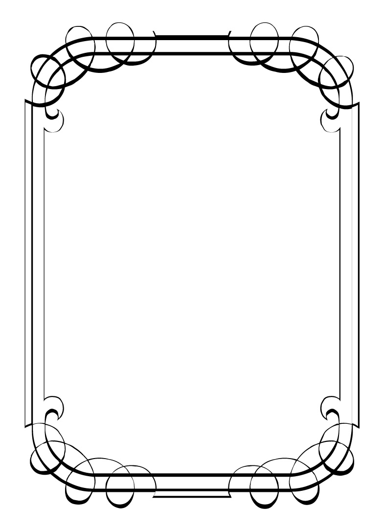 Free Free Wedding Border Clipart, Download Free Clip Art, Free Clip - Free Printable Wedding Clipart Borders