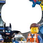 Free Lego Movie Invitations For | Free Printable Birthday   Lego Batman Party Invitations Free Printable