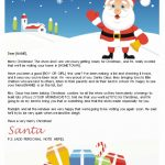 Free Letters From Santa | Santa Letters To Print At Home   Gifts   Free Printable Christmas Letters From Santa