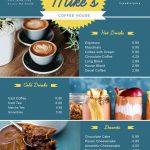 Free Menu Maker | Menu Creator | Visme - Free Online Printable Menu Maker