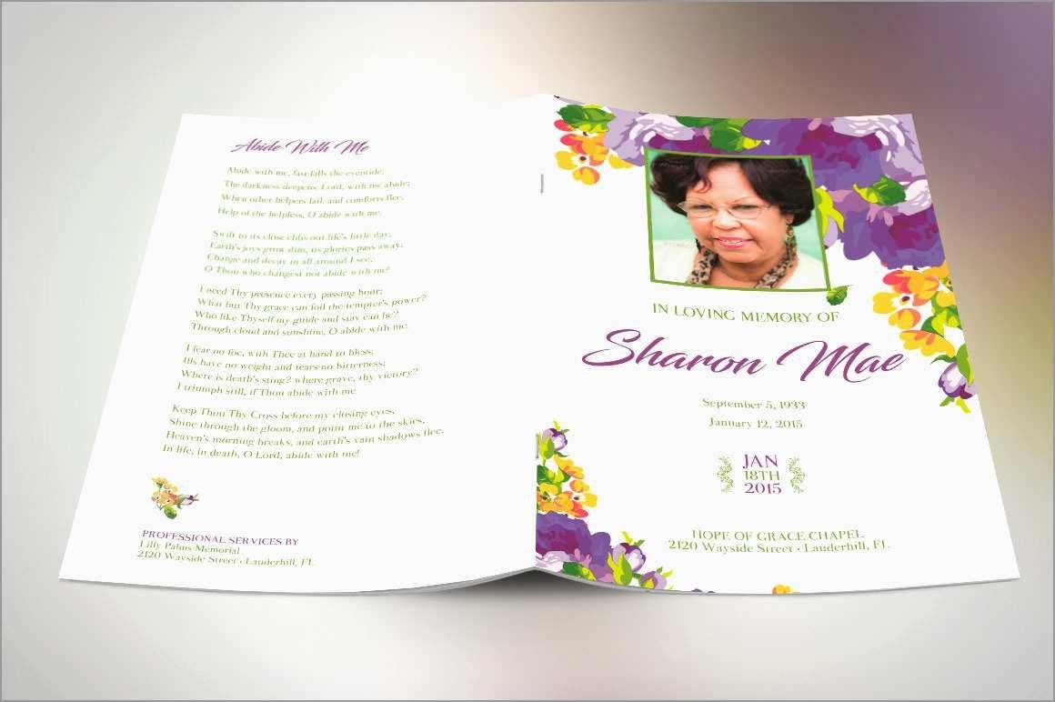 Free Obituary Template Photoshop Pleasant Obituary Templates Over 40 - Free Printable Obituary