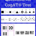 Free Practice Questions For Cogat® Test. Can Your Child Answer These   Free Printable Itbs Practice Worksheets