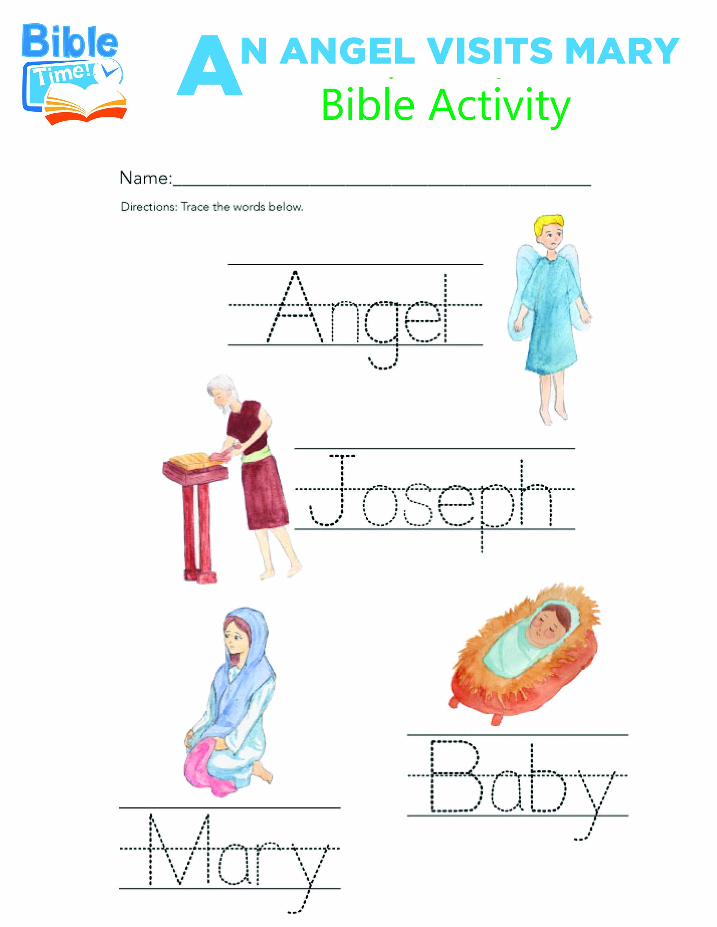 Free Preschool Bible Activities | Kids Bible Printable | Children's - Bible Lessons For Toddlers Free Printable