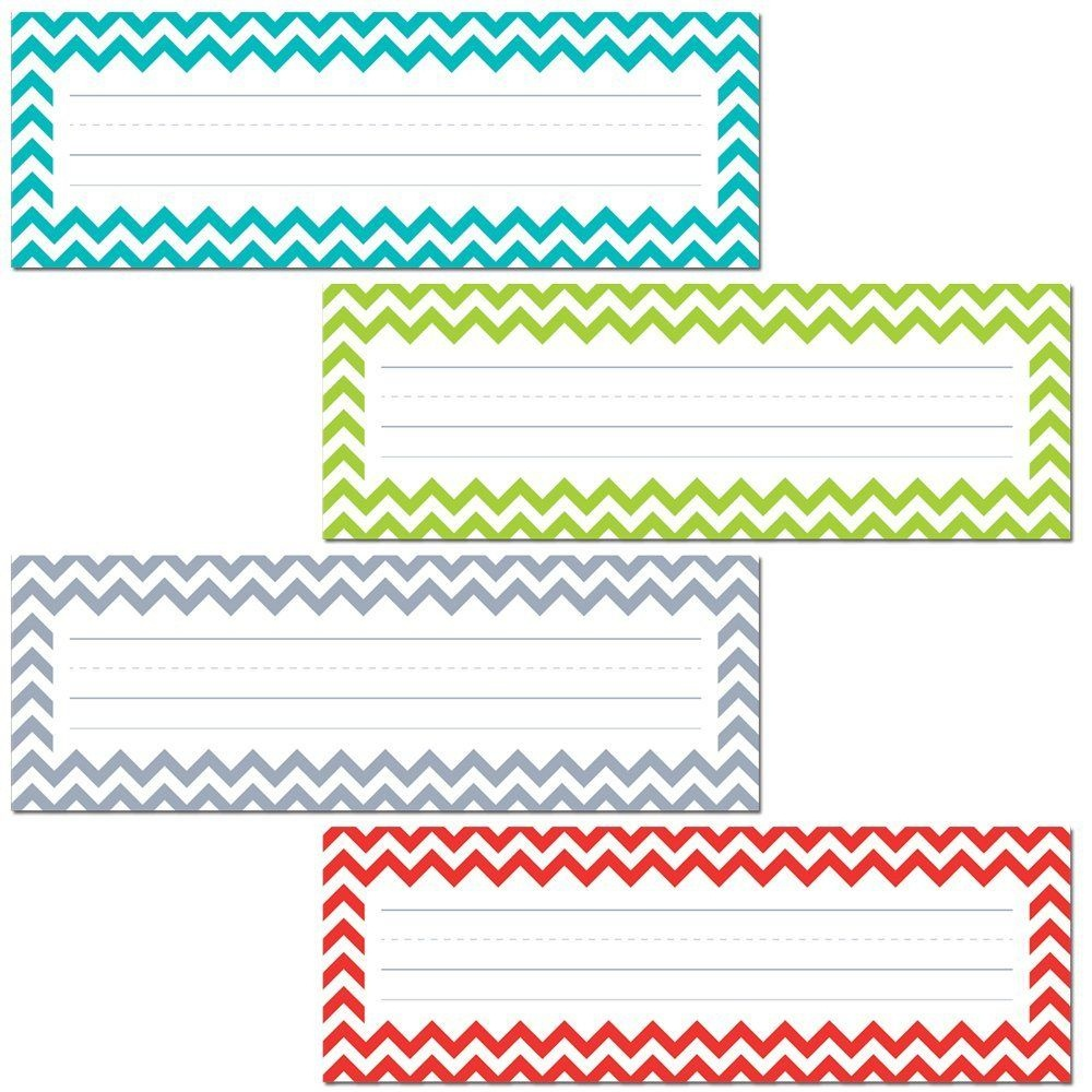 Free Preschool Word Wall Name Template - Google Search | Education - Free Printable Desk Name Plates For Students