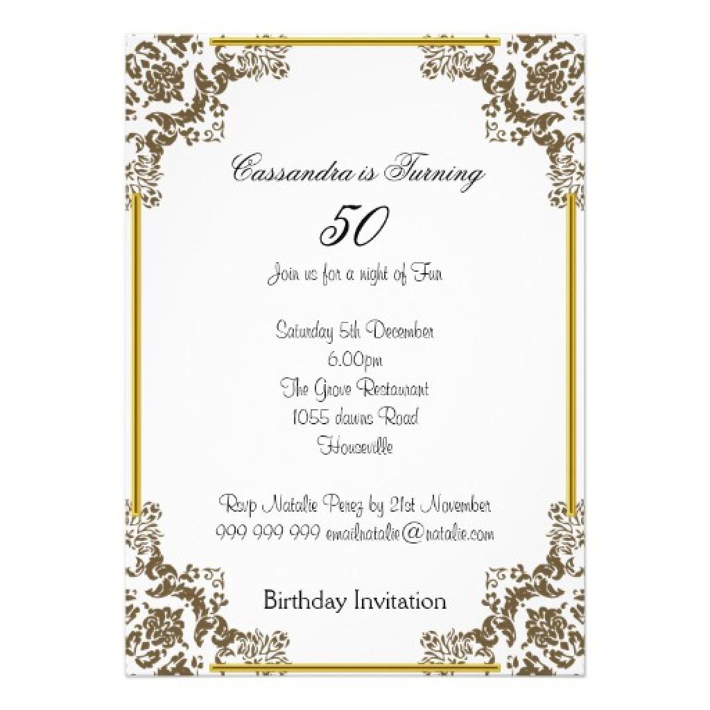 Free Printable 60Th Birthday Party Invitations — Birthday Invitation - Free Printable Surprise 60Th Birthday Invitations