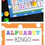 Free Printable Alphabet Bingo Game – Free Printable Alphabet Bingo Cards