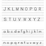 Free Printable Alphabet Worksheets, Preschool Writing And Pattern   Preschool Writing Worksheets Free Printable