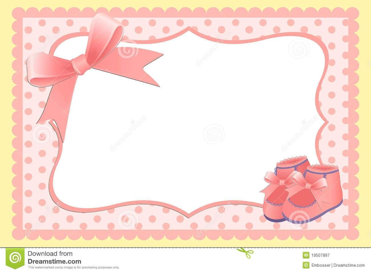 Free Printable Baby Cards Templates – Printall - Free Printable Baby Cards Templates