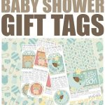 Free Printable Baby Shower Gift Tags | Free Printables | Baby Shower   Free Printable Baby Shower Gift Tags